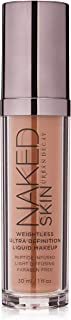 product image for Urban Decay Naked Skin Weightless Ultra Definition Liquid Makeup, 5.0, 1 Ounce
