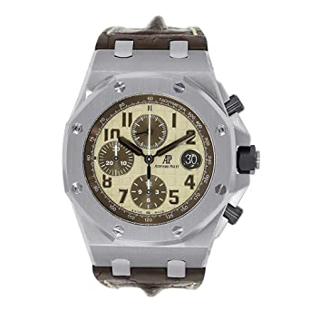 Amazon Com Audemars Piguet Royal Oak Offshore Automatic Self Wind