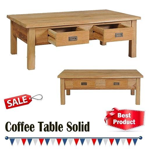 Mesa de Centro de Mesa rústica y Vintage con tablillas de café ...