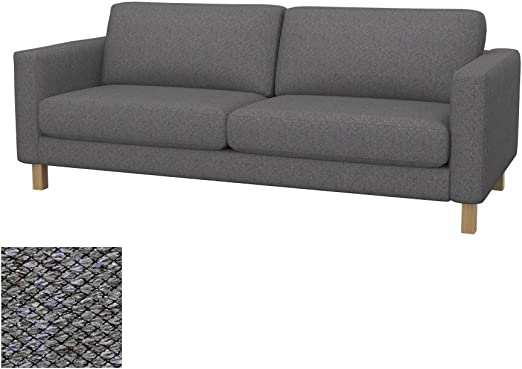 Amazon Com Soferia Replacement Cover For Ikea Karlstad 3 Seat
