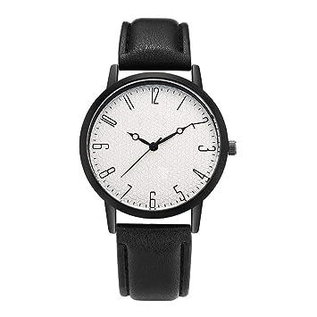 ebacee513b91 Kbsin212 Relojes de Pulsera para Mujer Reloj de Cuarzo de Ocio Simple Retro  Mujeres niñas Reloj PU Correa Reloj 240 X 20 X 8 mm para Oficina Ocio  ...