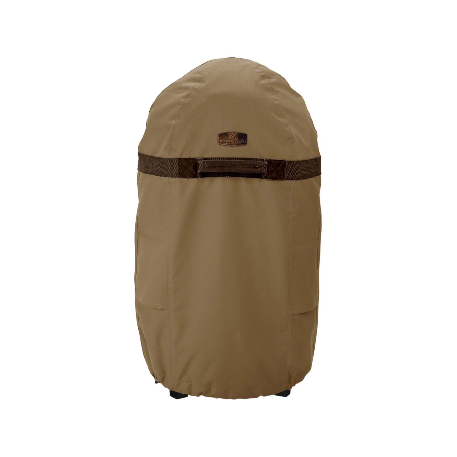 Classic Accessories Hickory Smoker/Fryer Cover, Large