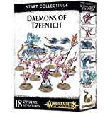 Warhammer 40K - Age of Sigmar Start Collecting! Daemons of Tzeentch