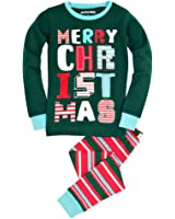 HATLEY MERRY CHRISTMAS KIDS' PJ SET