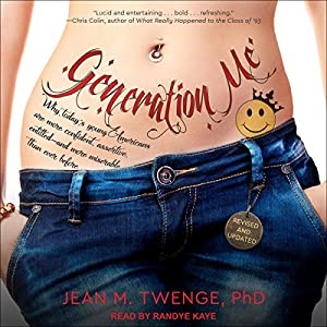 Generation Me Audiobook