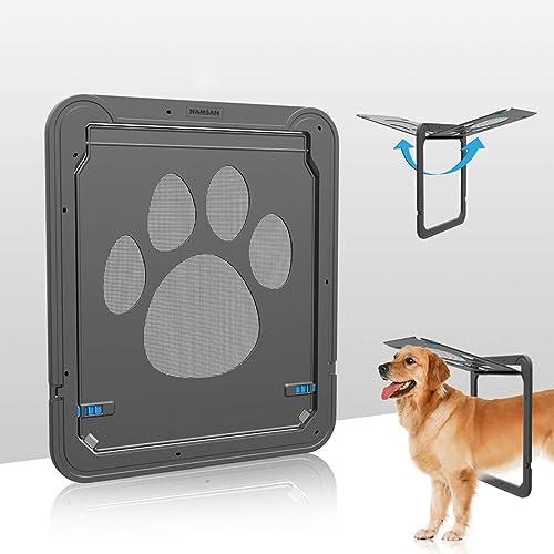 Best Pet Doors for Screen Doors: Namsan Pet Screen Door