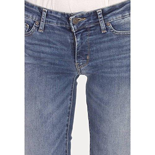 Rise Jeans Antiqued Levi's 721 High Skinny W 4O77zEwq