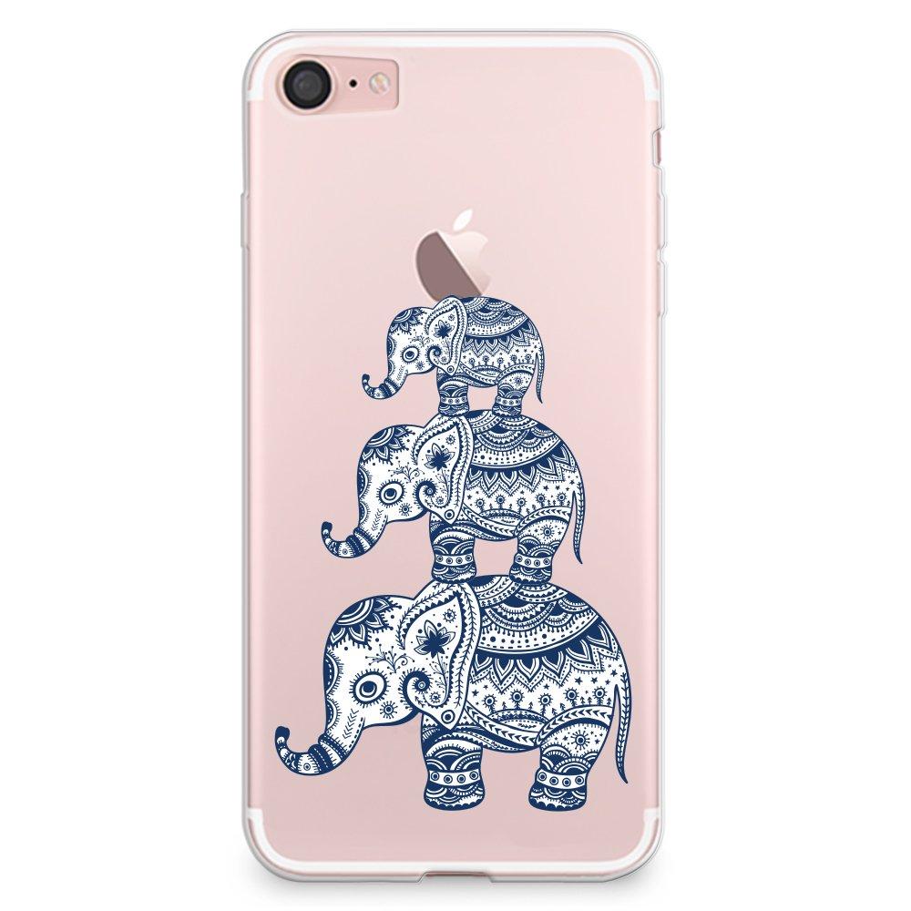 aztec elephant iphone 7 case