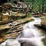 Ohio Wild & Scenic 2020 7 x 7 Inch Monthly Mini Wall Calendar, USA United States of America Midwest State Nature
