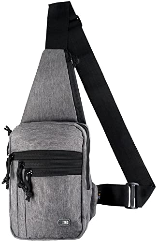 M-Tac Tactical Bag Shoulder Chest Pack