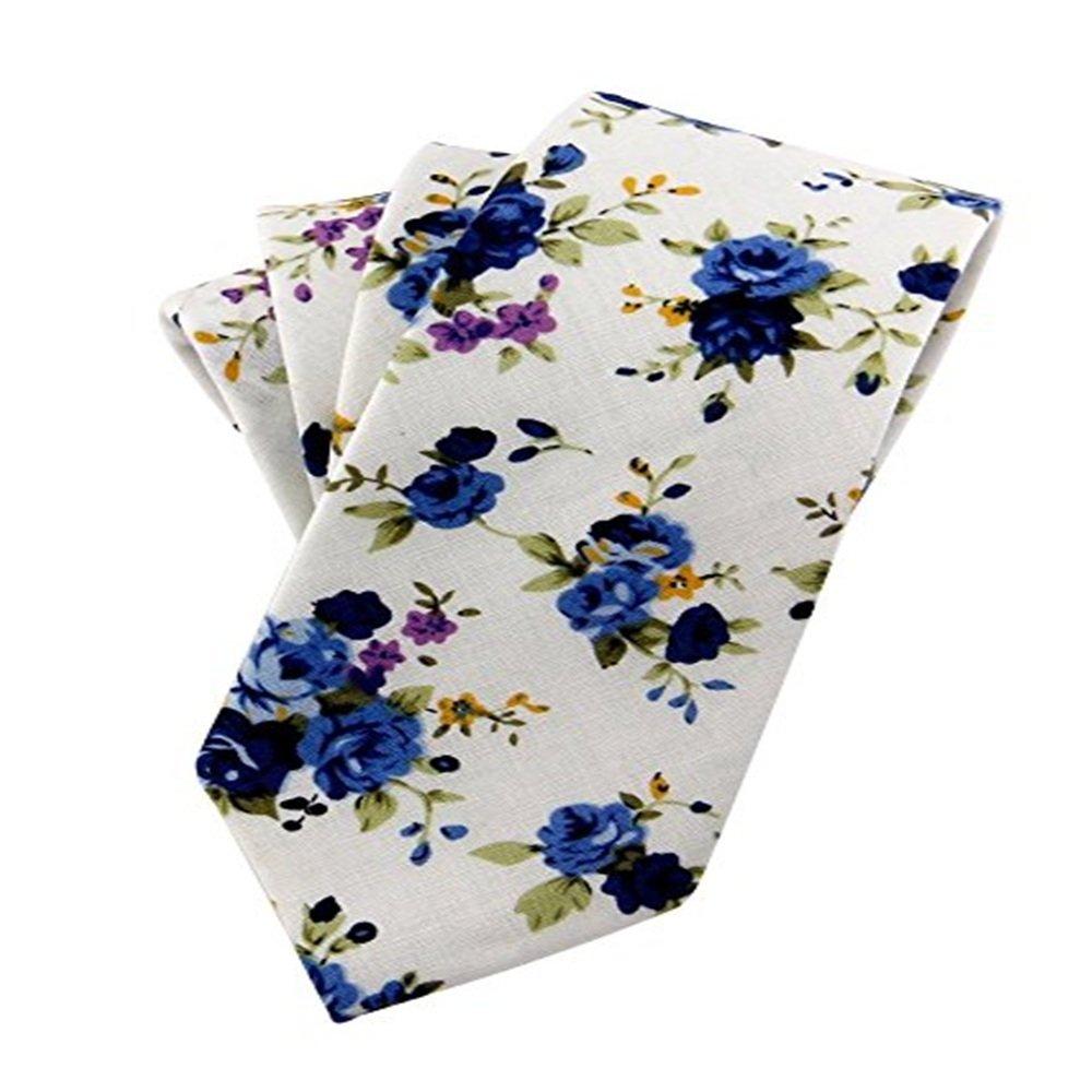 Easy Go Shopping Corbata de Hombre Joker Estampado Floral ...