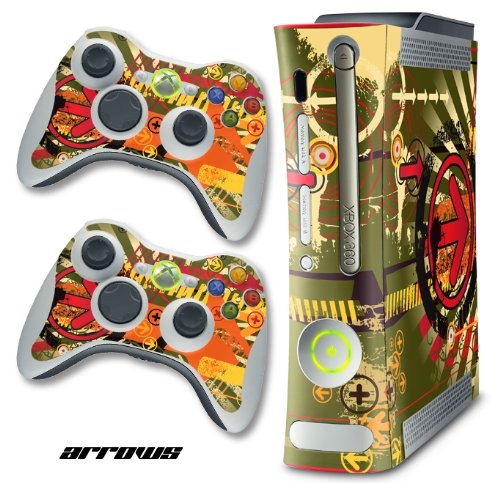 CLOSE OUT!-XBOX 360 Console Arrows Design Decal