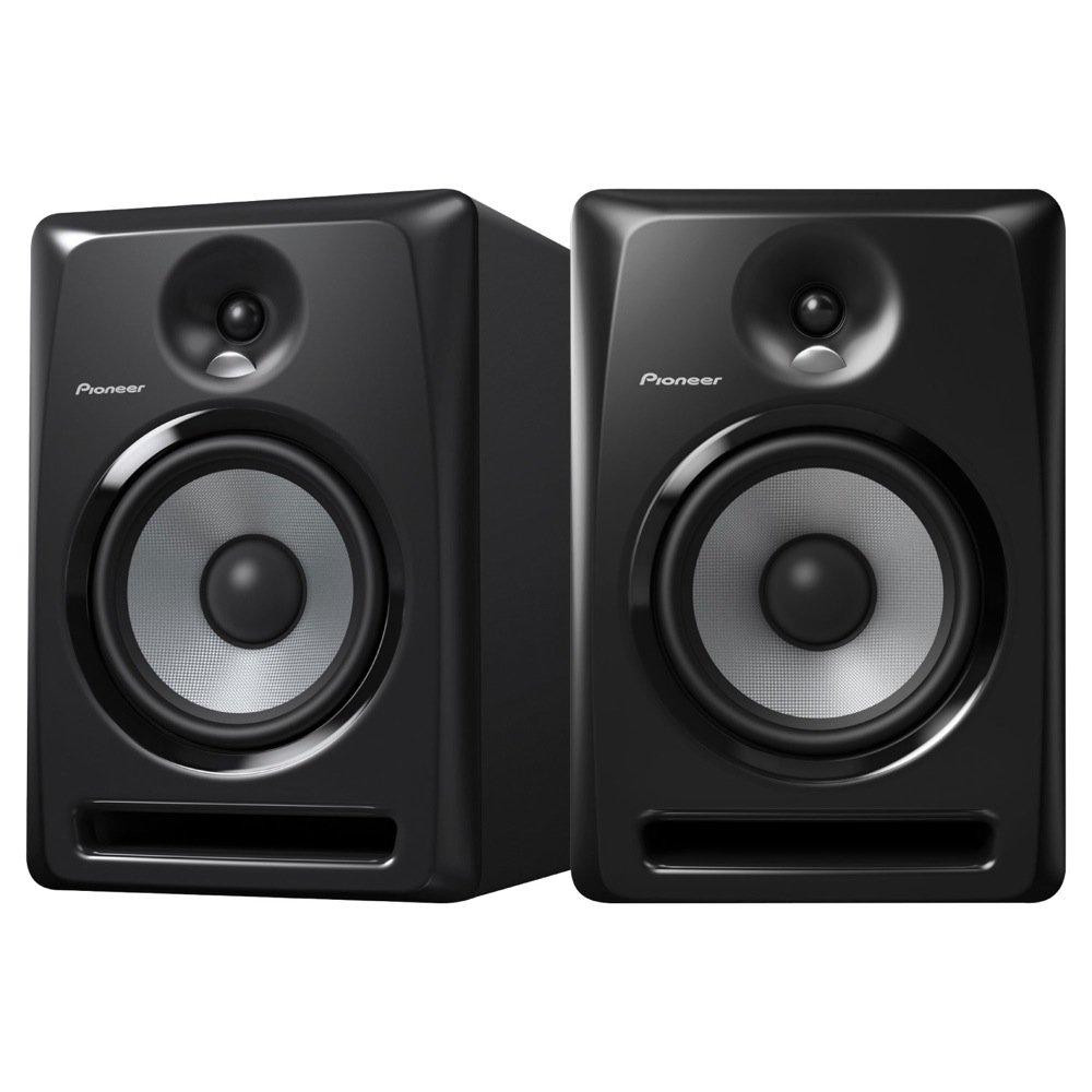 Pioneer S-DJ80X パワードモニタースピーカー 1ペア(2台) B078744S41