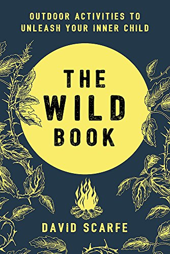 The Wild Book: Outdoor Activities to Unleash Your Inner Child by David Scarfe