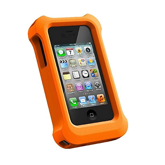 huge discount a5ca7 25b96 LifeProof iPhone 4/4S LifeJacket Float - Orange (Discontinued by  Manufacturer)