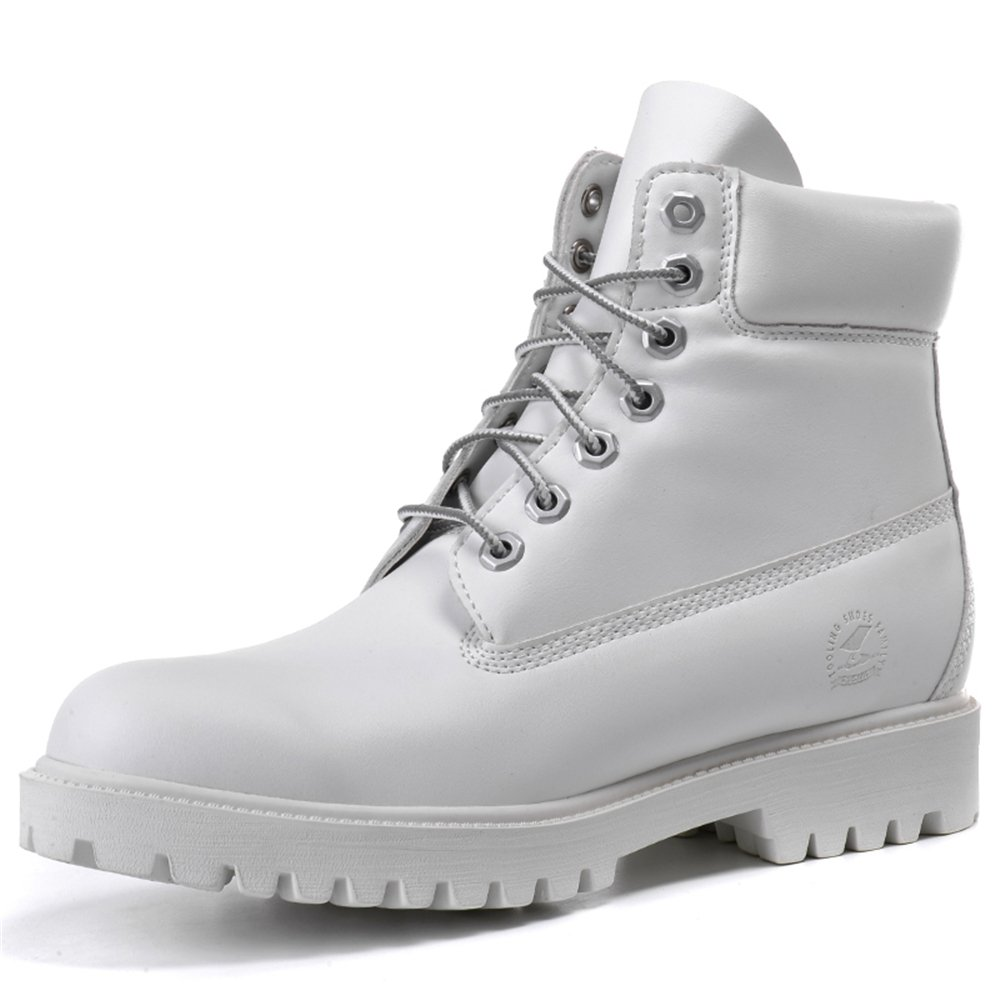 Men's Military Super Fiber Boots Waterproof Resistant Work Boots