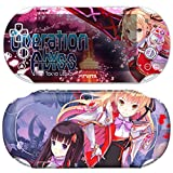 Skin Decal Sticker For Ps Vita 2000 Series Pop Skin-Operation Abyss #02+Screen Protector+Offer Wallpaper Image