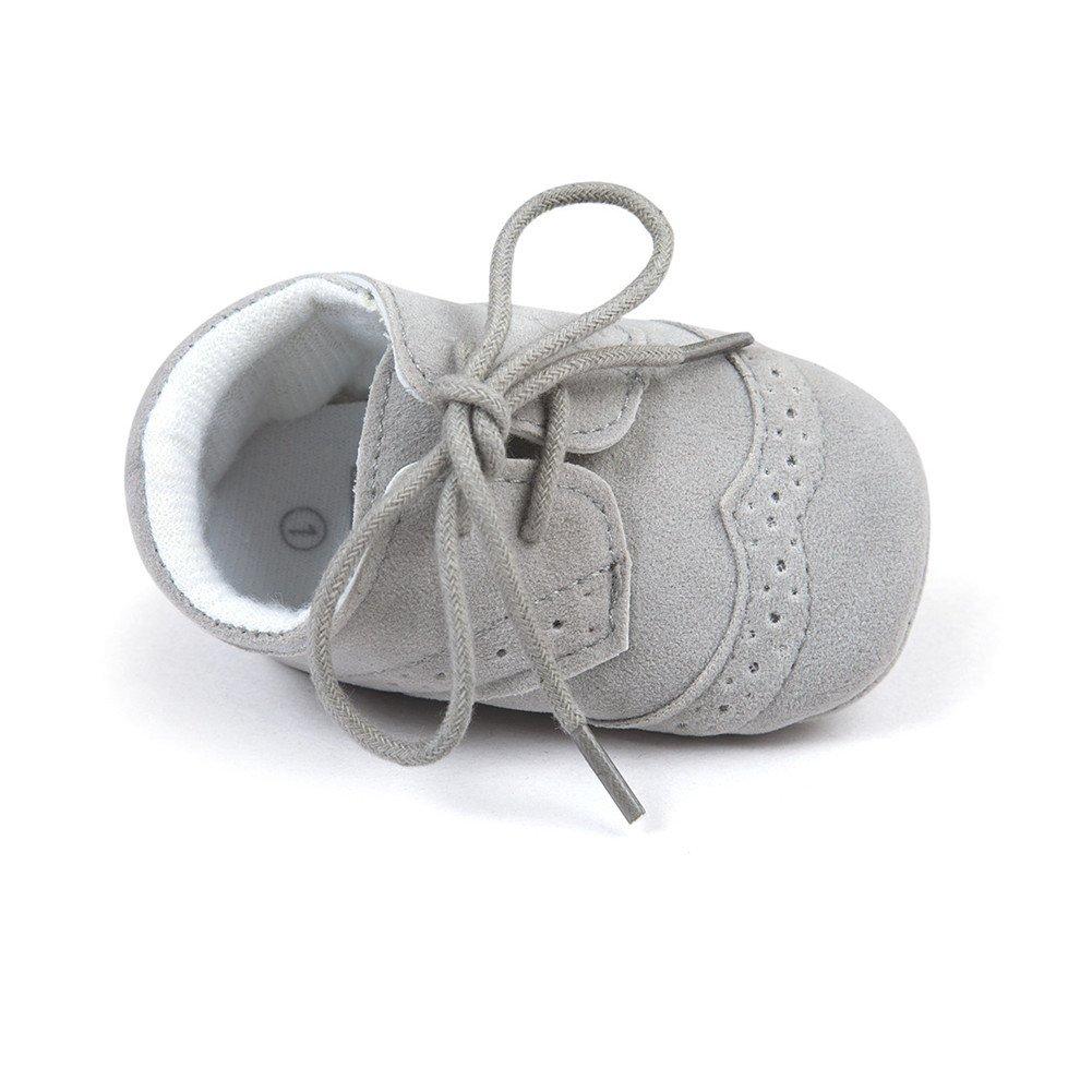 Estamico Baby Boys Shoes Prewalker PU Sneakers