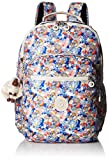 Seoul L Printed Laptop Backpack Backpack, Funny Fields, One Size