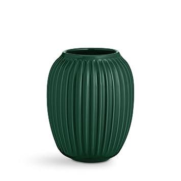 Amazonde Kähler Vase Blumenvase Hammershøi Keramik Grün