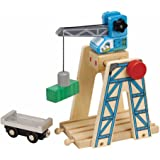 Toys For Play Loading Crane