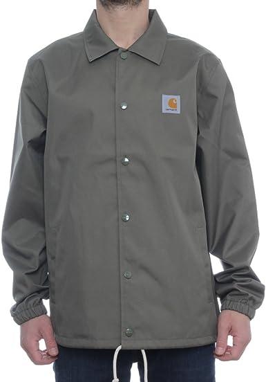 Carhartt - Chaqueta - Blusa - para Hombre Rover Broken White XL: Amazon.es: Ropa y accesorios