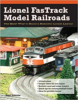Incredible Lionel Fastrack Model Railroads The Easy Way To Build A Realistic Wiring Digital Resources Helishebarightsorg