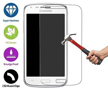 ZEWOO para Samsung Galaxy Ace 3 (4 Pulgadas) Protector de Pantalla ...
