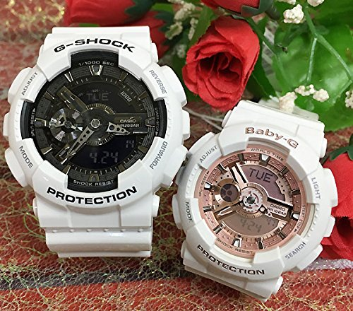 カシオ(CASIO)G-SHOCK & BABY-G