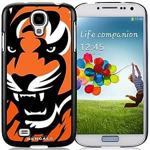 Cincinnati Bengals 10 Individual Popular Design Customized Samsung Galaxy S4 I9500 Phone Case