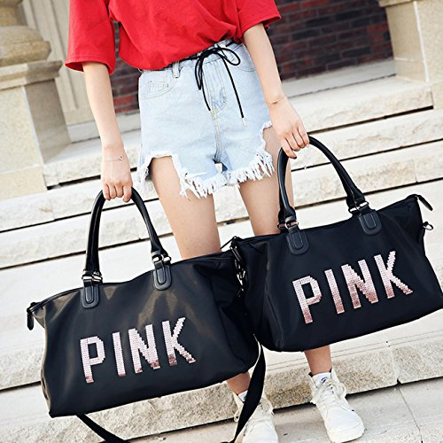 THEE High Capacity Waterproof Sports Bag Travel Tote Bag by THEE (Image #6)