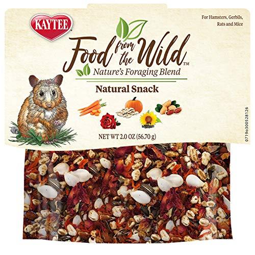 Kaytee Fiesta Hamster And Gerbil Food, 25-Lb Bag