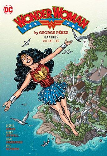 Wonder Woman By George Perez Omnibus Vol. 2 (Wonder Woman Omnibus) by George Perez
