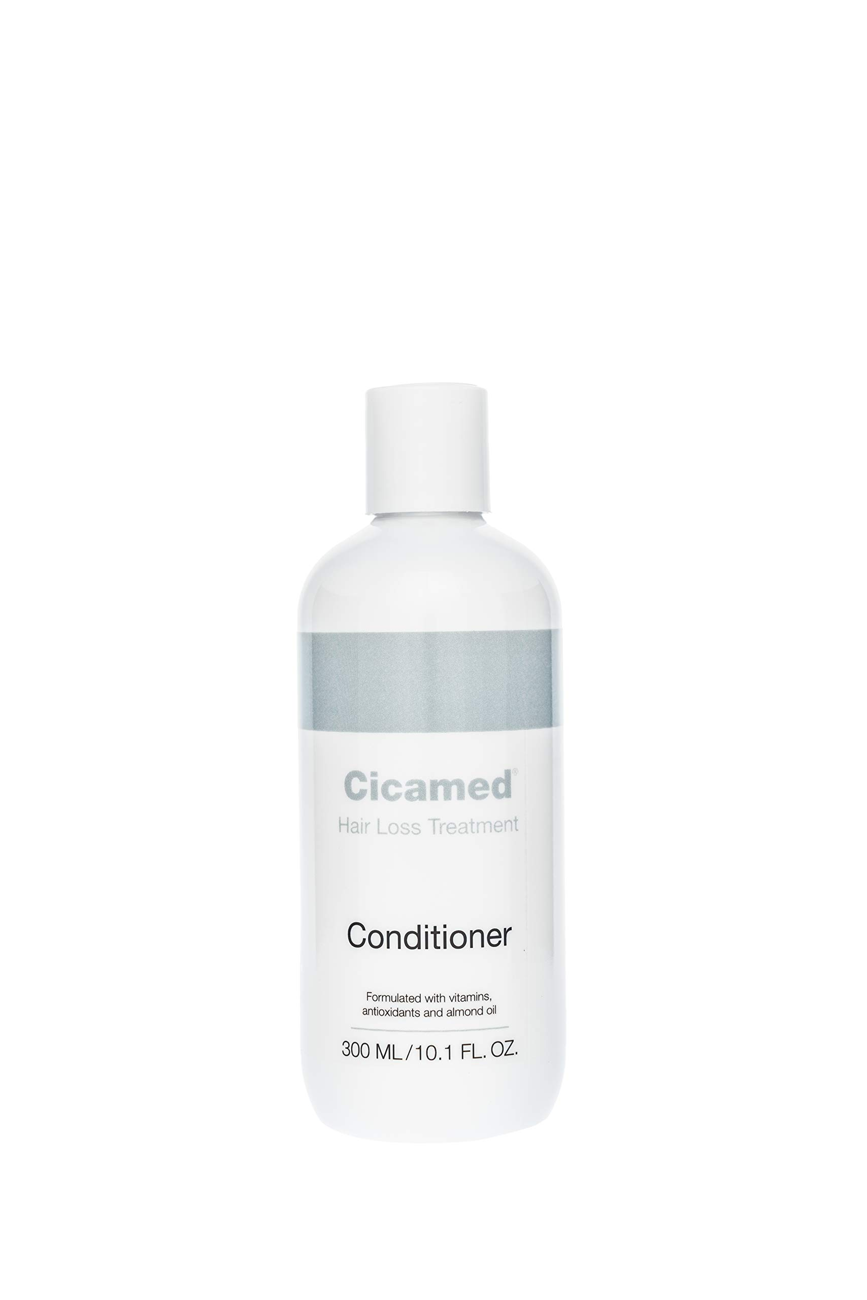 Cicamed Organic Science Hair Loss Treatment Conditioner,White,300 ML/ 10.1 FL. OZ.