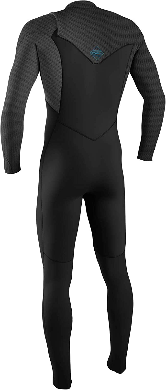 Amazon.com : O'NEILL Hyperfreak 3/2+mm Chest-Zip Full Wetsuit - Men's :  Sports & Outdoors