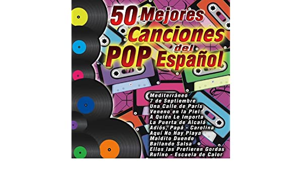 50 Mejores Canciones del Pop Español by Various artists on Amazon Music - Amazon.com