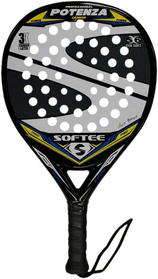 Pala Padel Softee Potenza Man Junior: Amazon.es: Deportes y aire libre