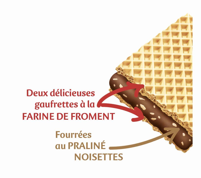 Cémoi Etui Quadro 9 Gaufrettes Fourrées au Praliné Emballées  Individuellement 187 g - Lot de 8  Amazon.fr  Epicerie 909901c91ca