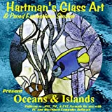 """Stained Glass Pattern Collection - """"Oceans & Islands"""""""