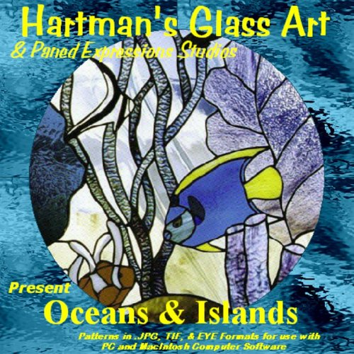 Glass Island (Stained Glass Pattern Collection -
