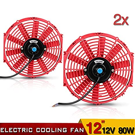 For Volt Wiring Diagram Dual Electric Fans on