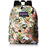 JanSport Unisex SuperBreak Multi Jungle Jam Backpack