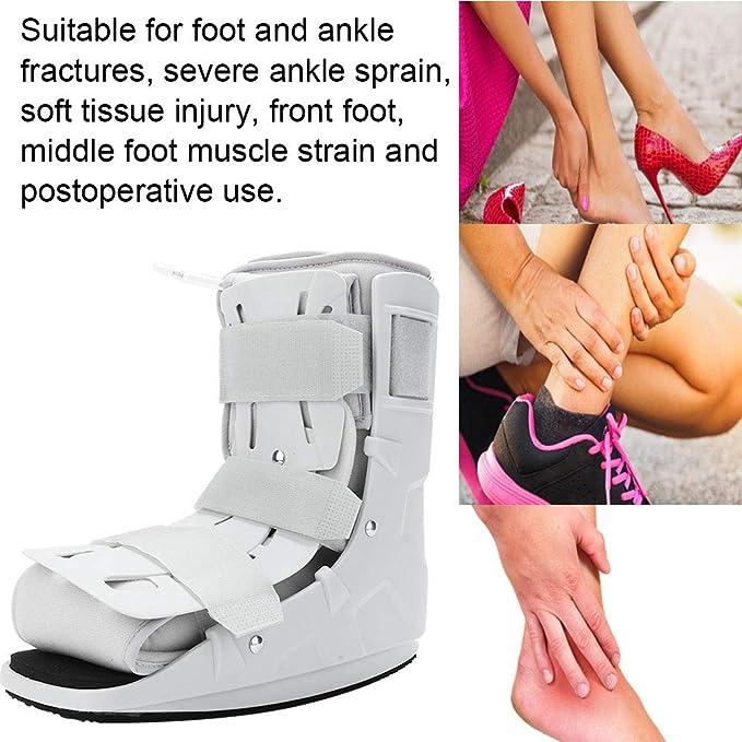 Avanzadas botas para caminar Walker Brace Tobillo para ...