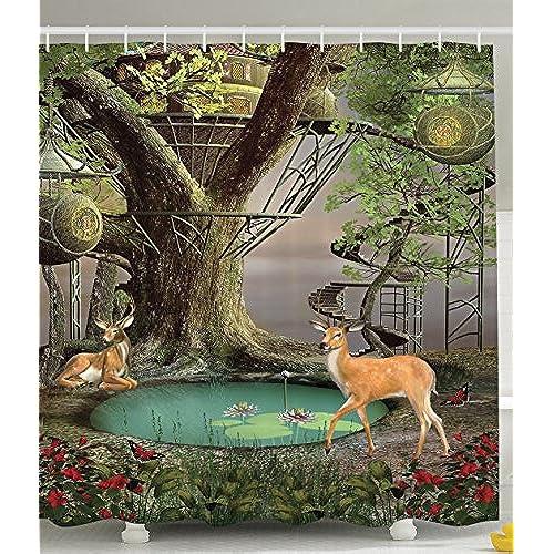 Enchanted Forest Decorations Amazon Com