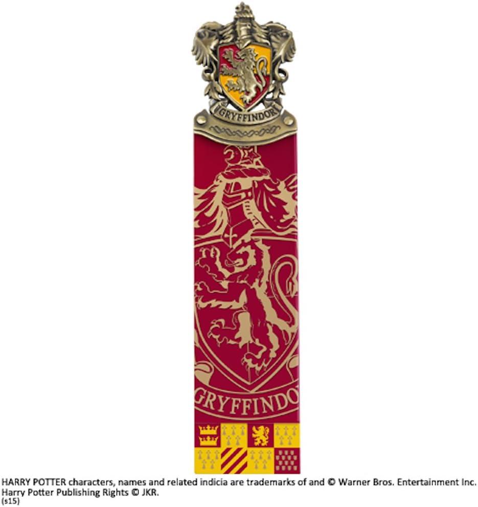 The Noble Collection Cresta de Gryffindor Bookmark