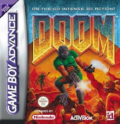 GameBoy Advance - Doom 1: Amazon.es: Videojuegos