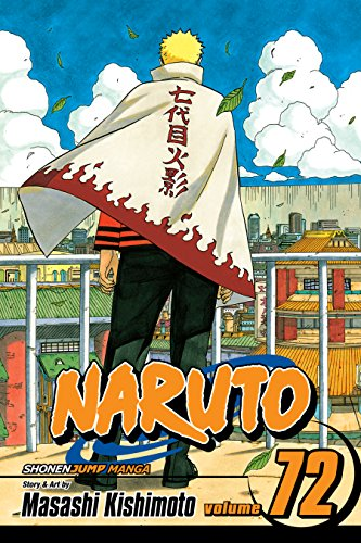 Naruto, Vol. 72: Uzumaki Naruto (Naruto Graphic Novel) (Naruto Shippuden Complete Series 5 Box Set)