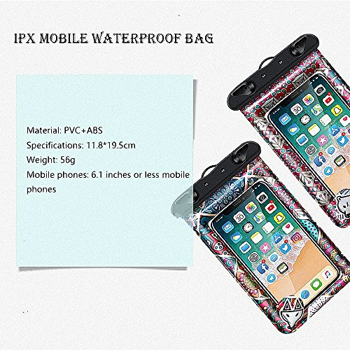 Style5 S8 Waterproof Bag 6s For Universal 8 Case Casemate X Ipx8 Phone Bag 6 7 More 7plus Waterproof Dry S8 6s Cases Mobile Floating Phone 8plus 4wqwg