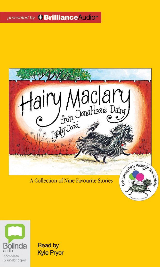 Hairy Maclary: A Collection of Nine Favourite Stories