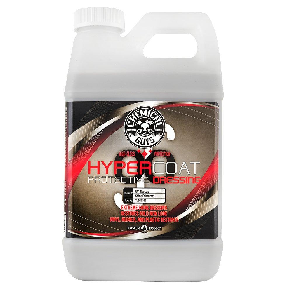 Chemical Guys TVD11164 G6 Hyper High Gloss Coating Protectant Sprayable Dressing for Vinyl, Rubber, Plastic, Tires and Trim (64 oz)